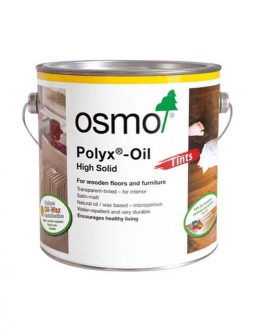 Osmo polyx olje s pigmentom za toniranje parketa