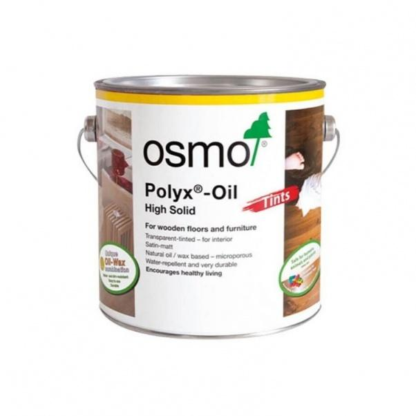 Osmo polyx olje s pigmentom za bravanje parketa