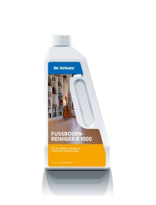 Čistilo za vzdrževanje talnih oblog na vodni osnovi Floor Cleaner R1000 Dr. Schutz