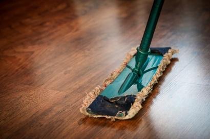 vzdrževanje parketa in lesenih talnih oblog