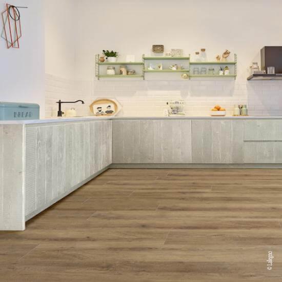 Vinil Lalegno, vinilna talna obloga Veneto - ambient v kuhinji