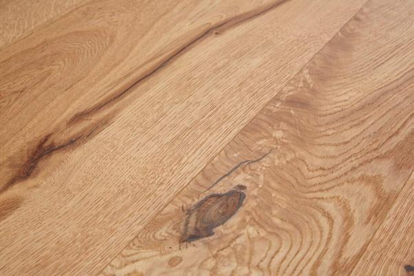 Moland rustic Quercus oljen hrastov parket