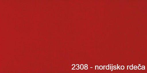 Osmo barvno olje 2308 - nordijsko rdeča