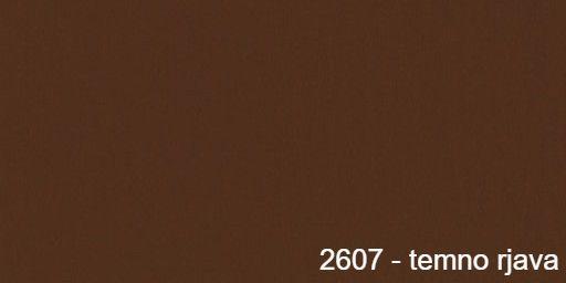 Osmo barvno olje 2607 - temno rjava