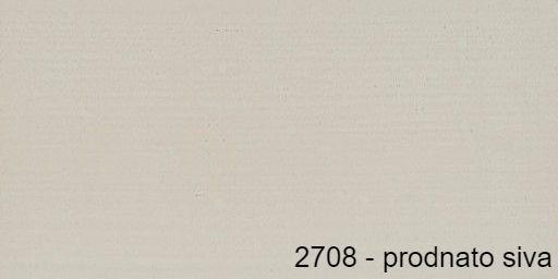 Osmo barvno olje 2708 - prodnato siva