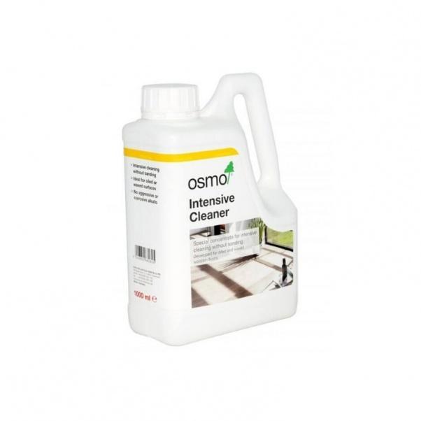 Osmo Intensive Cleaner čistilo za odstranjevanje olja in voskov