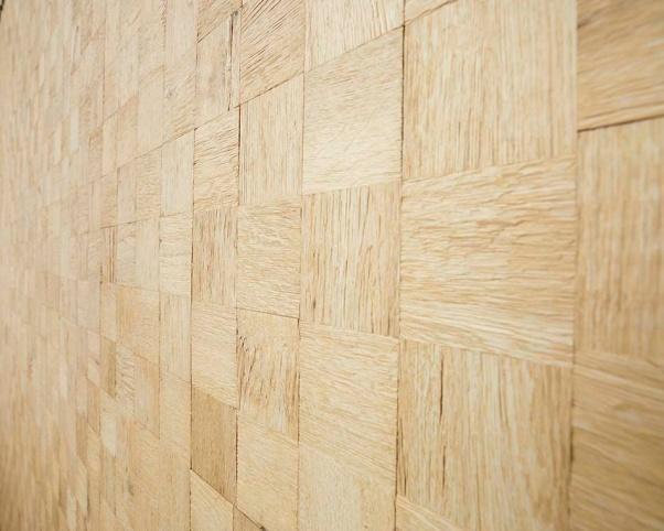 lesena stenska obloga hrast brut-barn-design - Vogart lesene stenske obloge
