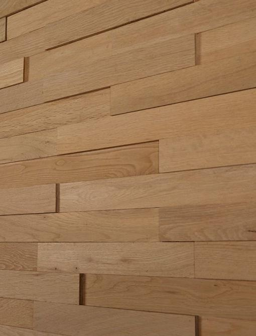 lesena stenska obloga teak Islay - Vogart lesene stenske obloge