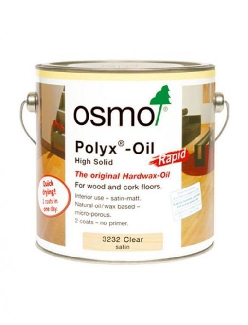 Osmo Polyx Oil Rapid hitro sušeče olje za les