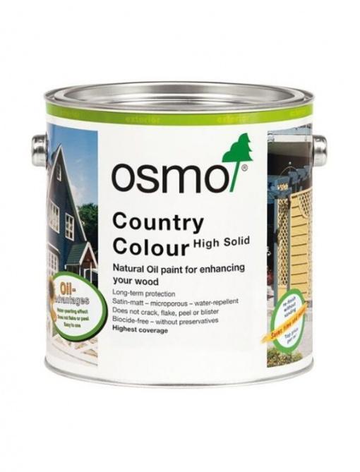 Osmo Country Colour naravno barvno olje za zaščito teras