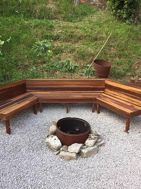 klop iz lesa IPE lapacho olivato - les za lesene terase